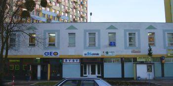 Budynek Administracji Osiedla 'Zachód'